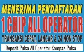 Deposit Pulsa All Operator